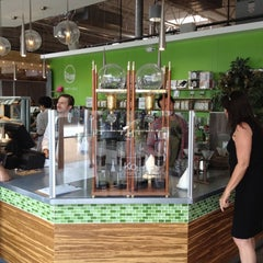 Photo taken at Portola Coffee Lab by Francois C. on 7/18/2012