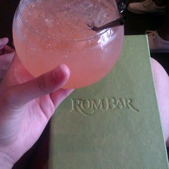 Photo taken at Rum Bar by Foong S. on 7/6/2012