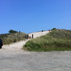 Photo taken at Crane Beach by Jane G. on 8/30/2012