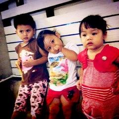 Photo taken at ร้านปิ้งแซบ by Mommam I. on 7/24/2012