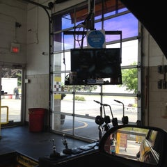 Photo taken at Scrub-A-Dub Car Wash and Oil Change by Eric H. on 6/1/2012