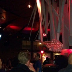 Photo taken at Cosmos Cafe Ballantyne by Stacie T. on 2/5/2012