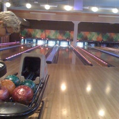 Photo taken at North Bowl by Simon N. on 7/8/2012