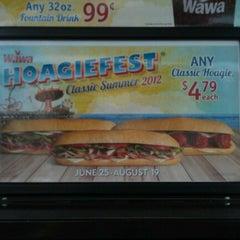 Photo taken at Wawa Food Market by Daniel K. on 8/17/2012