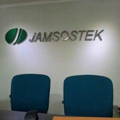 Photo taken at PT. Jamsostek (Persero) by Saikhu R. on 7/24/2012