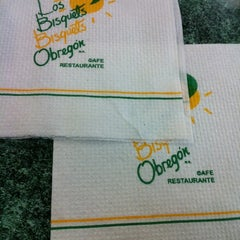 Photo taken at Los Bisquets Bisquets Obregón by Joe L. on 6/16/2012