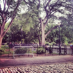 Photo taken at Tompkins Square Park by Paul R. on 8/24/2012