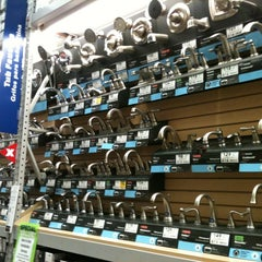 Photo taken at Lowe's Home Improvement by Nathan M. on 3/4/2012