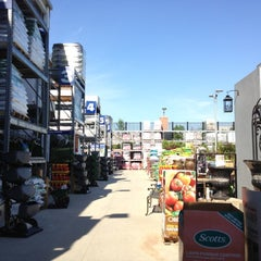 Photo taken at Lowe's Home Improvement by Eric A. on 5/20/2012