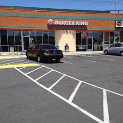 Photo taken at Burger King® by Gary M. on 6/13/2012