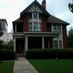 Photo taken at Margaret Mitchell House by Krys R. on 8/11/2012