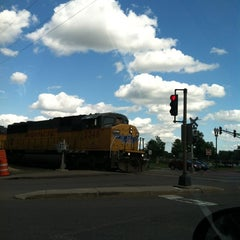 Photo taken at Shepard Road by Kate H. on 6/21/2012