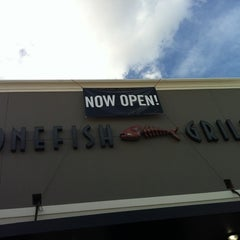Photo taken at Bonefish Grill by Lillian M. on 7/23/2012