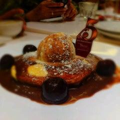 Photo taken at Pancious Pancake by rakhman h. on 4/1/2012