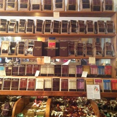 Photo taken at L.A. Burdick Chocolate by Jackie HJ C. on 3/25/2012