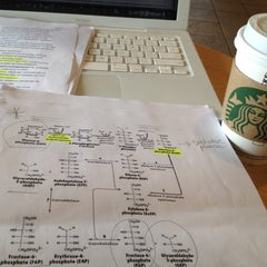 Photo taken at Starbucks by Andres N. on 6/6/2012