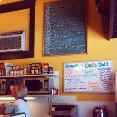 Photo taken at Carl's Deli by Rene R. on 6/15/2012
