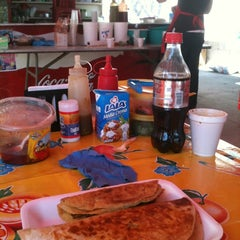 "Photo taken at Tacos de Birria ""El Ciego"" by Sergio Arturo I. on 3/28/2012"