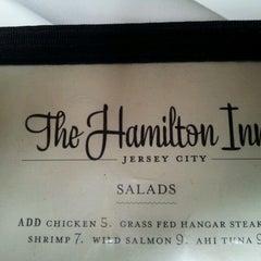Photo taken at The Hamilton Inn by Tahj H. on 8/19/2012