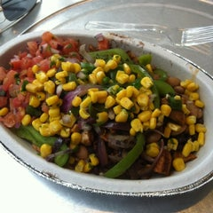 Photo taken at Chipotle Mexican Grill by Rad Q. on 3/13/2012