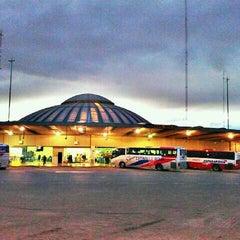 Photo taken at Terminal de Autobuses de Pasajeros de Oriente (TAPO) by Alberto Jesús B. on 2/13/2012