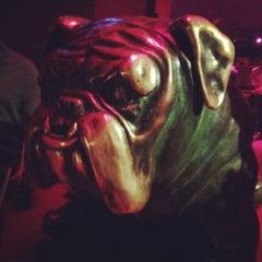 Photo taken at Bulldog Café by Cheko A. on 7/29/2012