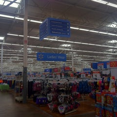 Photo taken at Walmart Supercenter by Anthony R. on 4/21/2012