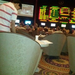 Photo taken at Sports Book Bar by Mario B. on 6/9/2012