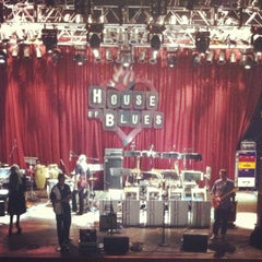 Photo taken at House of Blues Anaheim by Ruby D. on 8/27/2012
