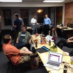 Photo taken at SeeClickFix World HQ by Zack B. on 9/7/2012