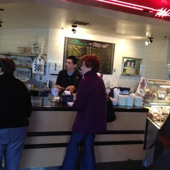 Photo taken at Max's Deli of Corte Madera by Abra B. on 4/2/2012