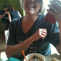 Photo taken at Orange Leaf by Ron W. on 5/19/2012