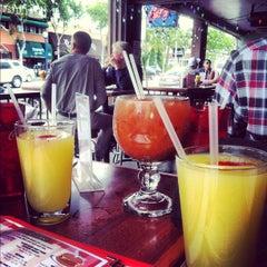 Photo taken at Hamburger Mary's by Ian W. on 4/14/2012