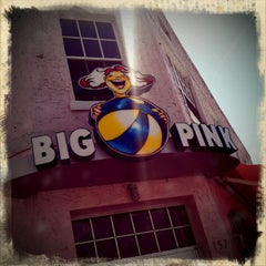 Photo taken at Big Pink by Jonathan S. on 3/3/2012