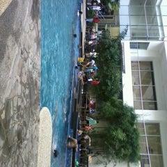 Photo taken at Hotel Menara Bahtera by Shabrina Z. on 5/21/2012