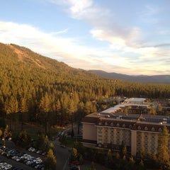 Photo taken at Forest Buffet at Harrah's Hotel Casino Lake Tahoe by Jennifer I. on 6/17/2012