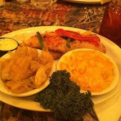 Photo taken at Carolina Kitchen by Jasmine S. on 2/8/2012