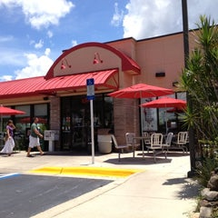 Photo taken at Chick-fil-A by Julia M. on 7/10/2012