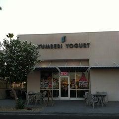 Photo taken at Yumberi Yogurt by Mr. M. on 7/1/2012