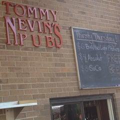 Photo taken at Tommy Nevin's Pub by PATRICK B. on 6/21/2012