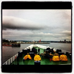 Photo taken at Digby Ferry by Jerry N. on 8/17/2012