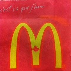 Photo taken at McDonald's by Thomas 'Seth' B. on 4/22/2012