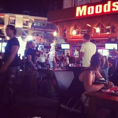 Photo taken at Moods by Ogulcan S. on 8/19/2012