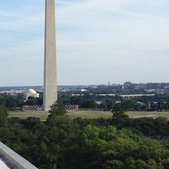 Photo taken at W Washington DC, Rooftop by Doug H. on 6/16/2012