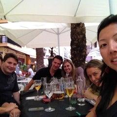 Photo taken at La Vita é Bella by marina h. on 6/18/2012