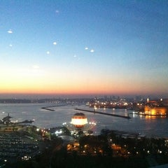 Photo taken at DoubleTree by Hilton Hotel Istanbul - Moda by Misra M. on 8/6/2012