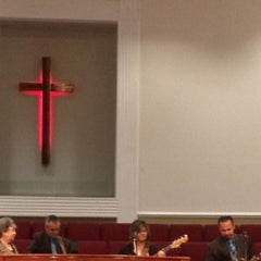 Photo taken at West Jacksonville Baptist Church by Alexandria D. on 6/20/2012