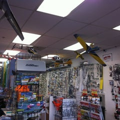 Photo taken at Hobby Action by Ian C. on 7/21/2012