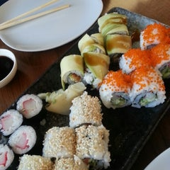 Photo taken at Sushico by E. T. on 7/12/2012