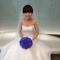 Photo taken at 엘타워 메리골드홀 by Ashley(Youme) J. on 7/14/2012